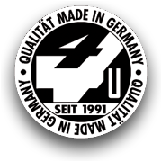P4U Made in Germany